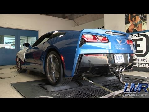 First C7 Corvette Heads/Cam - 470rwhp - Late Model Racecraft