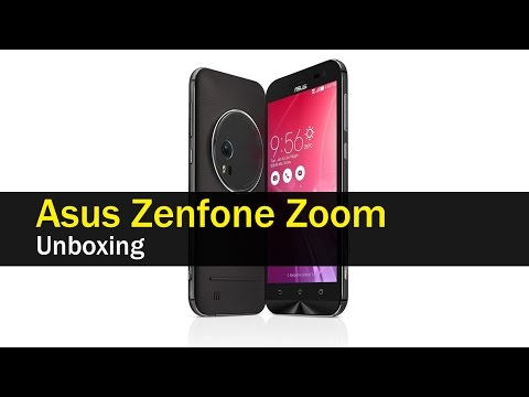 Asus Zenfone Zoom Unboxing (Hindi)