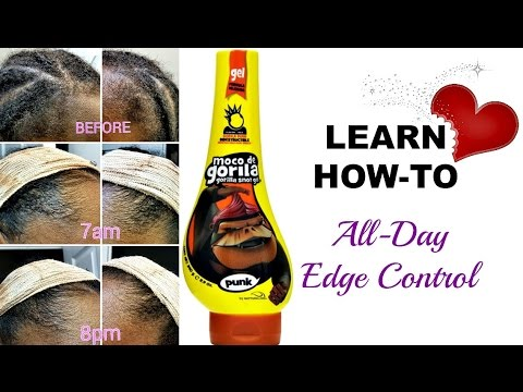 Is Gorilla Snot Gel Good For Natural Hair