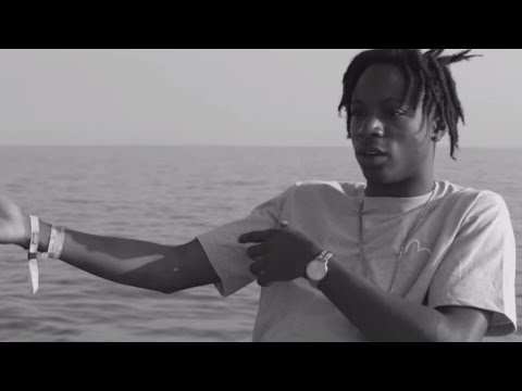 Joey Bada$$ Interview at Fresh Island Festival