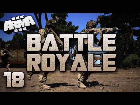 Many Voices & A Stealthy Prius! (ARMA 3 Battle Royale #18)