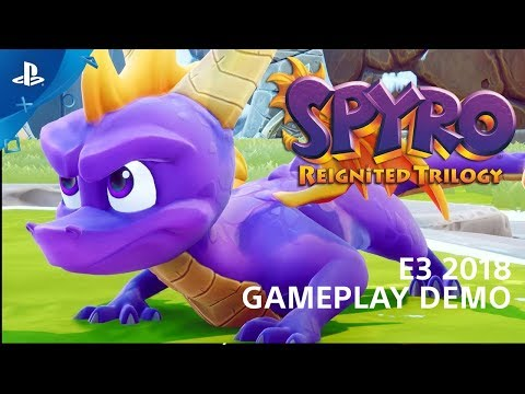 Spyro™ Reignited Trilogy Video Screenshot 4