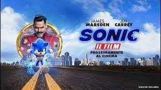 Sonic Il Film: Trailer ufficiale   Dal 13 febbraio al cinema