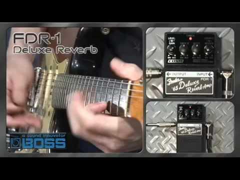 Boss FDR-1 Fender '65 Deluxe Reverb