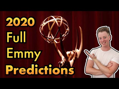 Primetime Emmy Predictions 2020  | (All 23 Categories on GOLD DERBY)