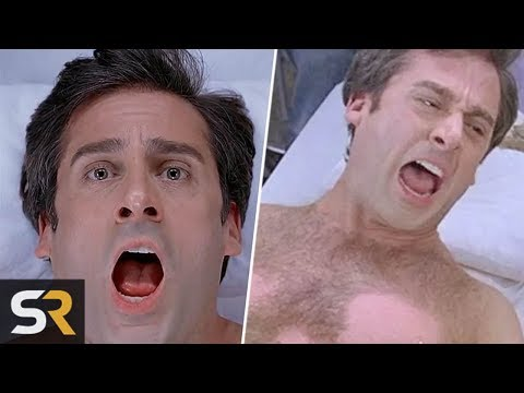 25 Movie Moments Where Actors Weren't Acting