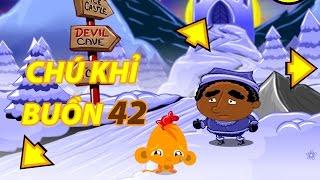 Game chú khỉ buồn 42 - Hướng dẫn chơi game chú khỉ buồn 42