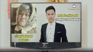 Hau Zozo kể chuyện hậu trường và Reaction Tết Nhà Bà Hoan | Hài Tết 2018 - LEG