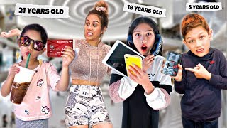 LETTING OUR KIDS TURN WHATEVER AGE THEY FIND **GONE WRONG**