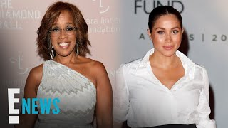 Gayle King Gives Details on Meghan Markle's Baby Shower | E! News