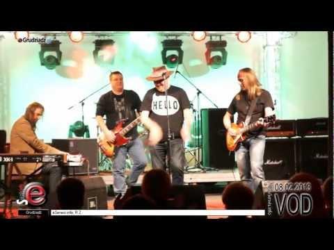Koncert bluesowy Zdrowa Woda - Klub Akcent