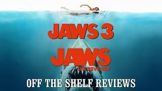 Jaws 3 & Jaws the Revenge Review - Off The Shelf Reviews