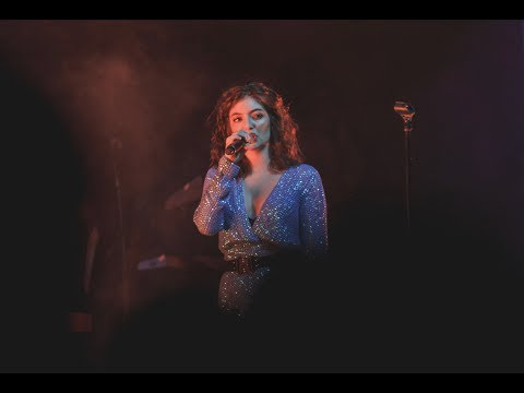 Lorde - Writer In The Dark (Nova's Red Room) [Acapella]