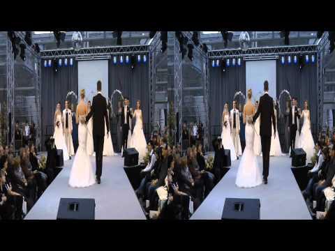 Hochzeitsmesse Leipzig 2011 (Wedding Fair) - Laufsteg by www.3dhochzeitsvideo.de