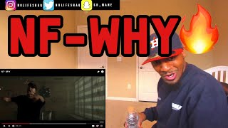 (First Reaction to NF) NF - WHY | REACTION
