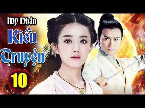 Phim Hay 2021 | MỸ NHÂN KIỀU TRUYỆN TẬP 10 | Phim Bộ Cổ Trang Trung Quốc Mới Hay Nhất