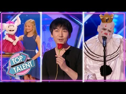 BEST Auditions From America's Got Talent 2017 | Top Talents