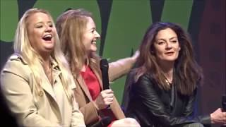 Wales Comic Con 2019 Part 1 - Chilling Adventures of Sabrina Panel
