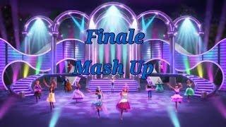Barbie Rock N Royals Finale Mash Up Music Video
