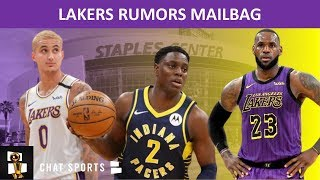 Lakers Rumors: Kyle Kuzma Trade Talk, Darren Collison To The Lakers? Dwight Howard's 2019-20 Role