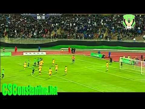 8ème de finale coupe de la CAF: CSC 1 - ASEC Mimosas 0 : Le but