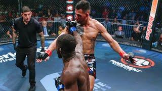 Cee Jay Hamilton vs DJ Fuentes Full Fight | MMA | Combate Texas