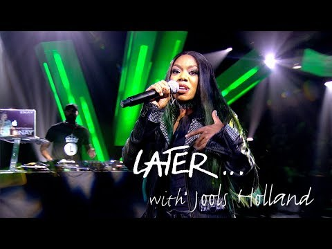 #WakandaForever! Lady Leshurr performs her Black Panther freestyle on Later... with Jools