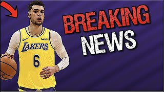 ZACH LAVINE TRADE TO LAKERS GOING DOWN AS WE SPEAK!!!!