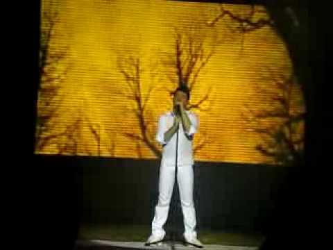 Сергей Лазарев  Earth song