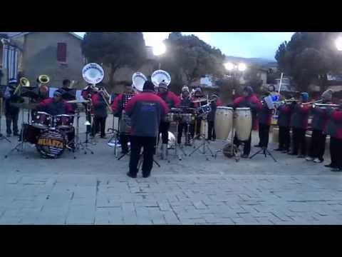 BANDA SHOW FILARMONICA HUASTA EN ONDORES JUNIN - 2014