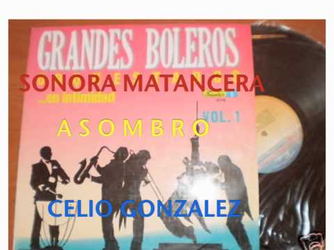 ASOMBRO-SONORA MATANCERA-CELIO GONZALEZ