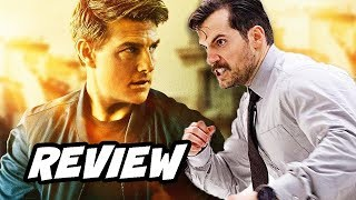 Mission Impossible 6 Fallout Movie Review - NO SPOILERS