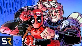 5 Secrets About Deadpool And Cable's Relationship