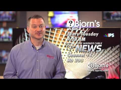 Ask Bjorn's - Now on Time Warner Cable News San Antonio