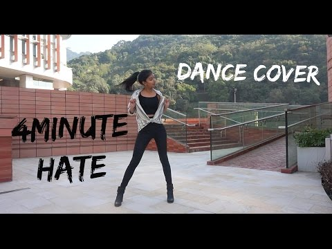 4Minute (포미닛) Hate (싫어)- dance cover