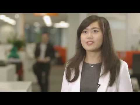 Miranti's Interview - Working at PwC