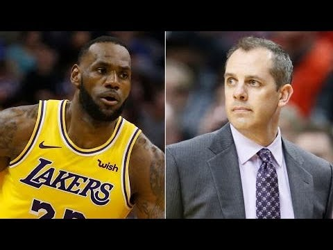 Frank Vogel takes The Lakers 3 YEAR DEAL/Jason Kidd as the assistant/Who's in Jeanie ear?