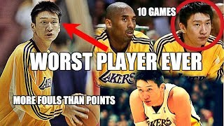 The WORST Player in NBA History