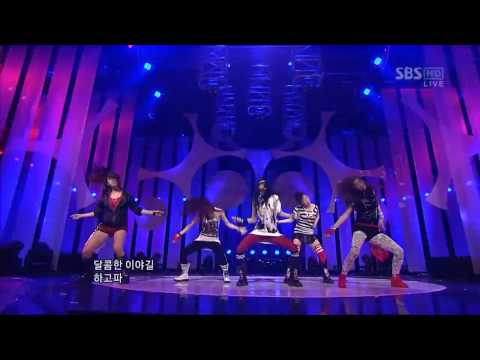 [HD] After School - Ah! ♥ | 090308