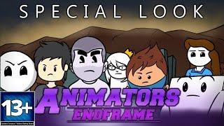 Animators EndFrame SpecialLook - Avengers EndGame Special look Trailer parody