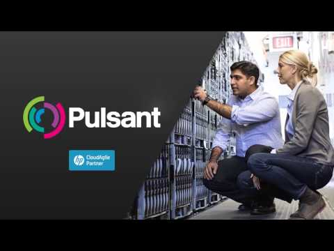 HP and Pulsant partner channel