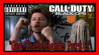 Call Of Duty Black Ops 4! Get These Hands Part 2! Bare Knuckles ONLY In BO4!