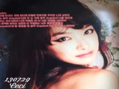 f(x) Victoria Singing Compilation ( in 'Pink Tape')