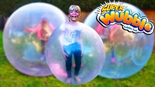 DENTRO DE WUBBLE BUBBLE!!