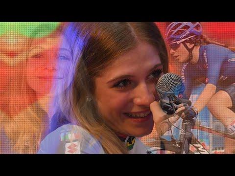Cicliste in streaming: Matilde Vitillo