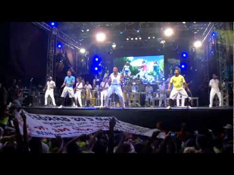 DVD - Os Barões - Aracaju-SE - 2011