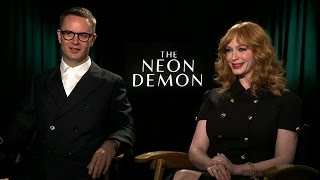 'THE NEON DEMON' Explained by Director Nicolas Refn & Actress Christina Hendricks