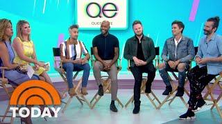 A Makeover From 'Queer Eye's' 'Fab 5': Fur-Face Becomes 'Hot Gavin' | TODAY