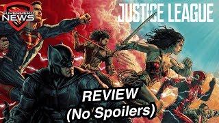 Justice League Review - No Spoilers