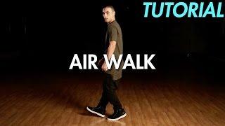 How to Air Walk (Hip Hop Dance Moves Tutorial) | Mihran Kirakosian
